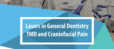 Dental Laser Therapy Course: TMD and Craniofacial Pain