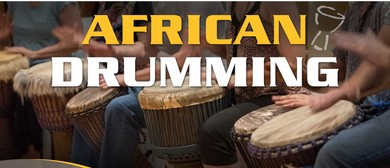 African Drumming – 8-Week Course