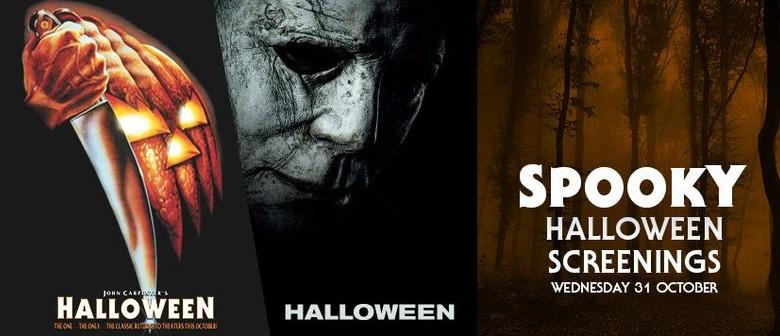 Halloween \u2013 1978 (Original) and 2018