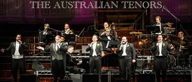 The Australian Tenors: I Am Australian Tour 2019