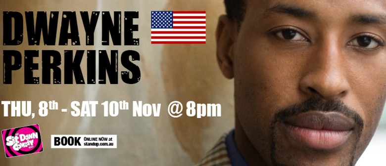 Stand Up Comedy With Dwayne Perkins