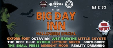 The Big Day Inn – Halloween Special