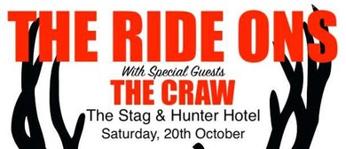 The Ride Ons and The Craw