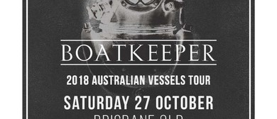 Boatkeeper – O'Little Sister – Leonie Kingdom