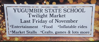 Fundraising Twilight Market