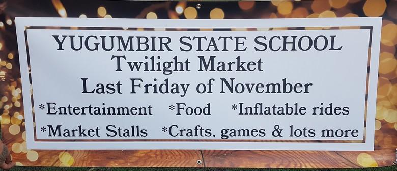 Fundraising Twilight Market