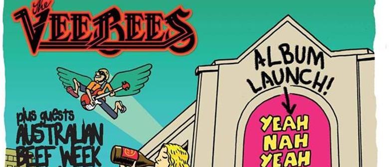 The Vee Bees & Aus. Beefweek & Pilots of Baalbek