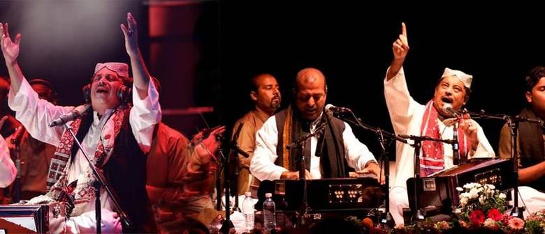 SalamFest Mystic Sufi Music Concert