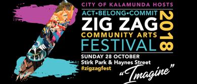 Act-Belong-Commit Zig Zag Community Arts Festival