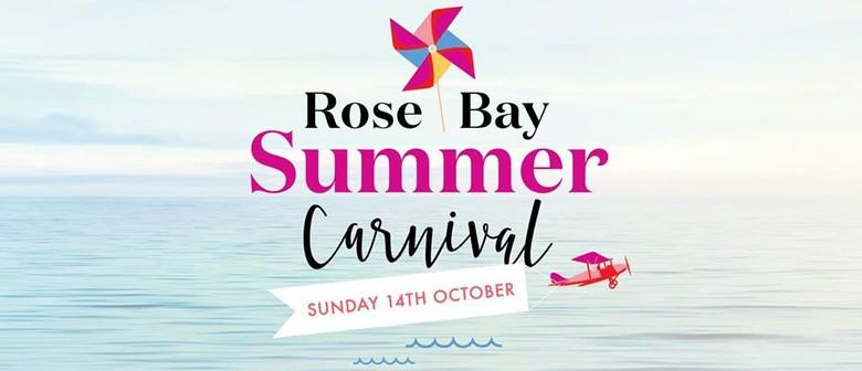 Rose Bay Summer Carnival