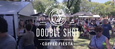 Double Shot Coffee Fiesta