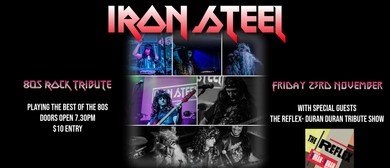 Iron Steel – 80s Covers