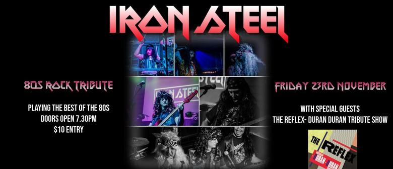 Iron Steel – 80s Covers