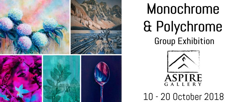 Monochrome & Polychrome Group Exhibition