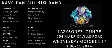Dave Panichi Big Band