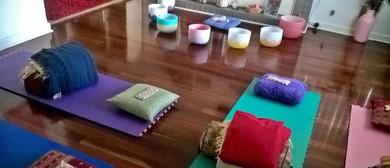 Chakra Balance Using Gong & 7 Chakra Crystal Singing Bowls