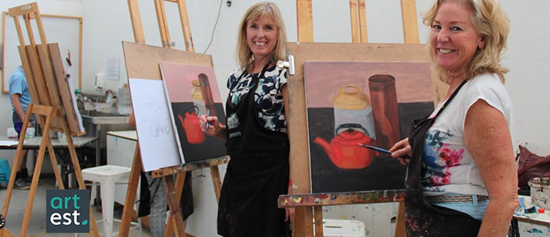 Oil Painting Essentials for Beginners – Two-Day Workshop