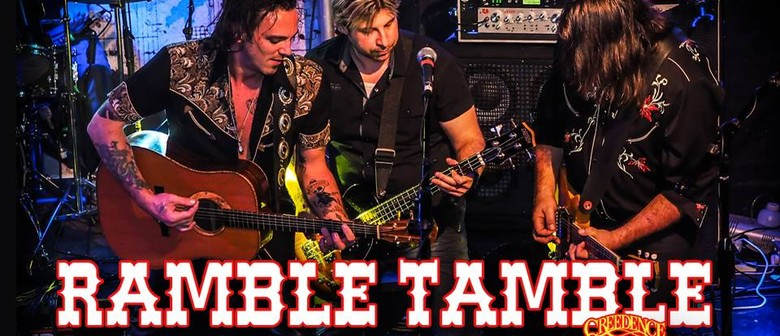 Ramble Tamble: Creedence Clearwater Revival 50th Anniversary