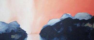 Waves of Light Exhibition – Rachel Prince Art