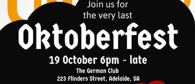 The Last Oktoberfest