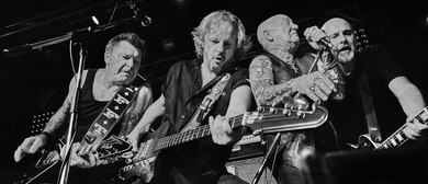 Rose Tattoo – Rock N Roll Outlaw – 40th Anniversary Tour