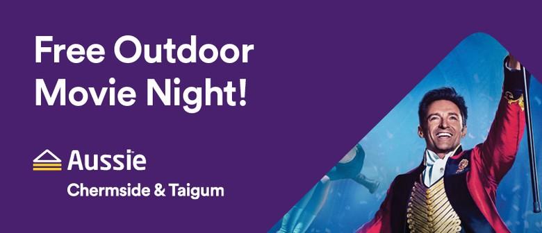 Aussie Chermside & Aussie Taigum – Outdoor Movie Night