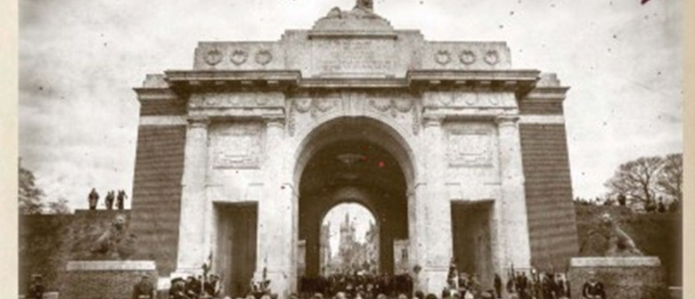 The Menin Gate Lions
