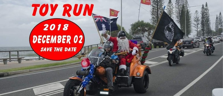 Sunshine Coast Toy Run