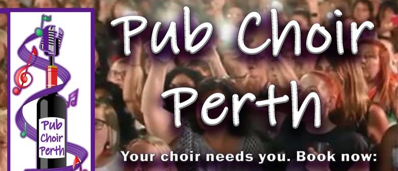 Pub Choir Perth