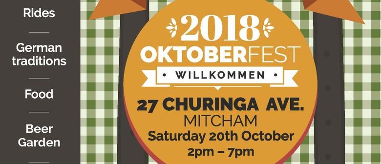 Oktoberfest Fete