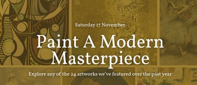 Social Painting: Paint a Modern Masterpiece