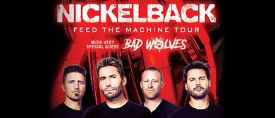 Nickelback – Feed The Machine Tour