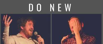 Comedians Do New Material
