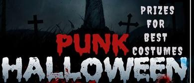 Punk Halloween Party