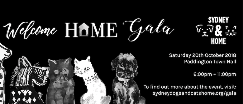 Sydney Dogs and Cats Home Welcome Home Gala