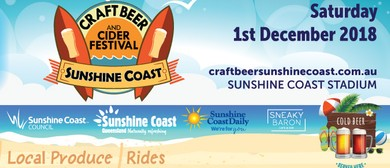Craft Beer & Cider Festival Sunshine Coast
