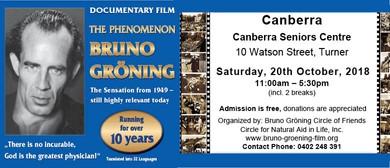 Documentary Film – The Phenomenon Bruno Groening