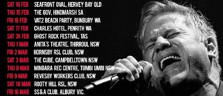 Jon Stevens – Best of Tour