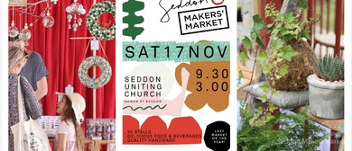 Seddon Makers Market