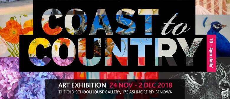 Gold Coast Women Artists – Coast to Country Art Exhibition