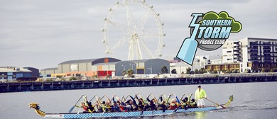 Come & Try Dragon Boat Racing