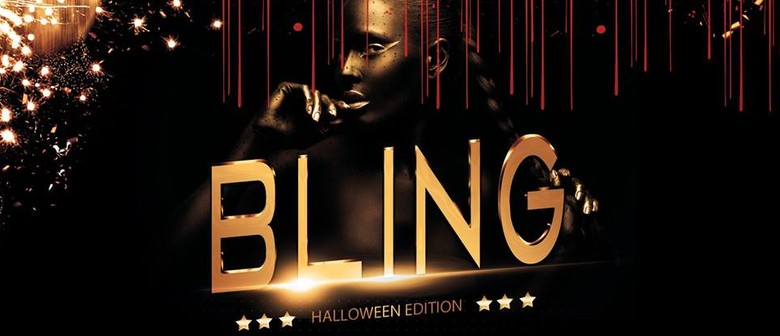 Bling Friday: RnB Super Halloween Night