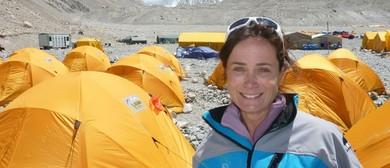Katie Sarah First Female Seven-Seven Climber Talk