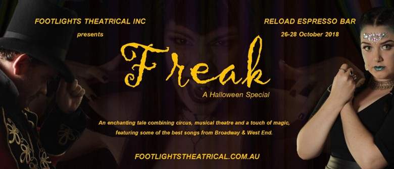 Freak – A Halloween Special