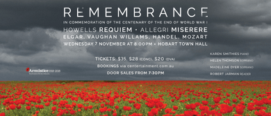 Allegri Ensemble – Remembrance