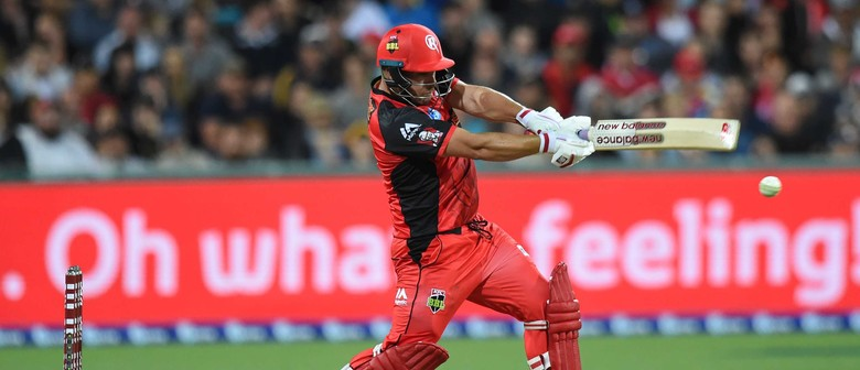 KFC BBL|08, Match 18 – Renegades vs. Strikers