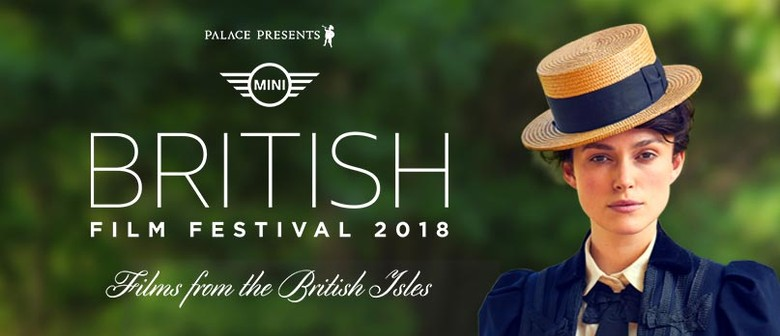 2018 MINI British Film Festival Perth