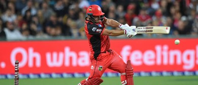 KFC BBL|08 Match 46 – Renegades vs. Thunder