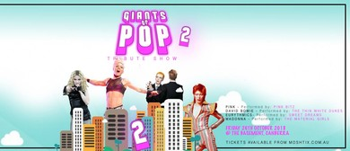 Giants of Pop 2 Feat: Pink/Madonna, David Bowie, Eurythmics