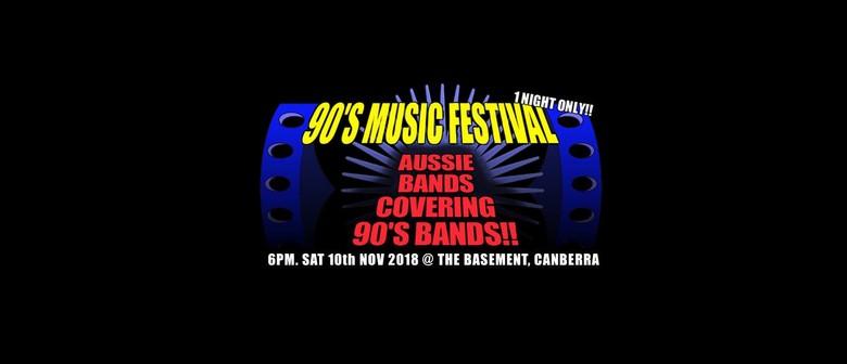 90's Music Festival